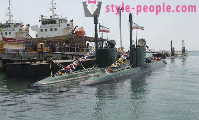 10 flotas de submarinos más grandes del mundo