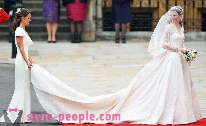 Vestido De Novia De Kate Middleton Descripción Precio